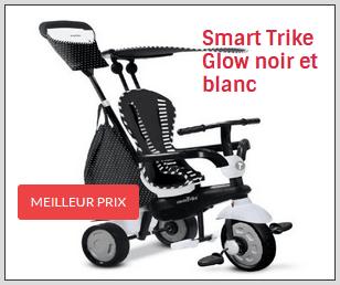 smart trike noir blanc