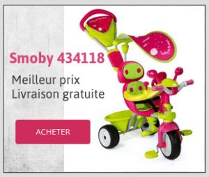 prix du smoby 434118