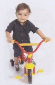 taille tricycle pour enfant