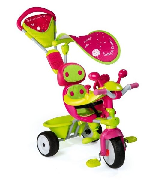 tricycle smoby modèle 434118